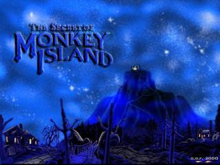 обои The Secret of Monkey Island фото