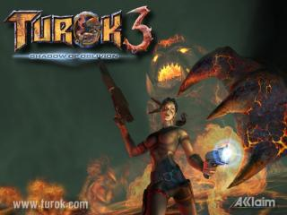 обои Turok 3- Shadow of Oblivion фото