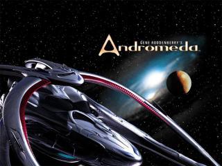 обои Андромеда фото
