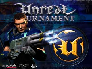 обои Unreal Tournament фото