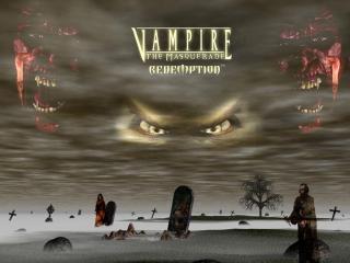 обои Vampire- The Masquerade фото