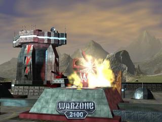 обои Warzone 2100 фото