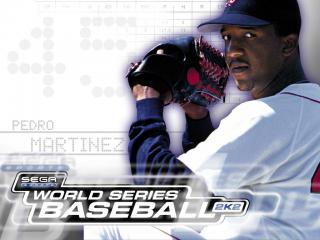 обои World Series Baseball 2K2 фото