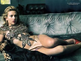 обои Scarlett Johansson фото