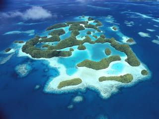 обои Острова Палау фото