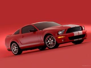 обои Shelby Cobra GT500 Show Car фото
