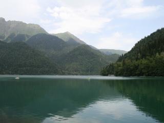 обои Абхазские горы фото