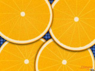 обои Четыре лимона фото