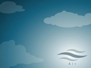обои Воздушные облака фото