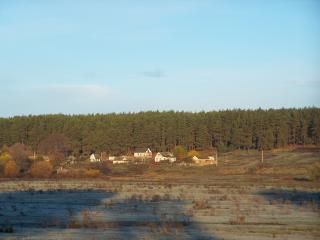 обои Маленькая деревушка под Харьковом фото