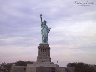 обои New York Statue of Liberty фото