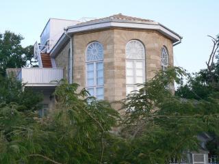 обои Дом Волошина в деревьях фото