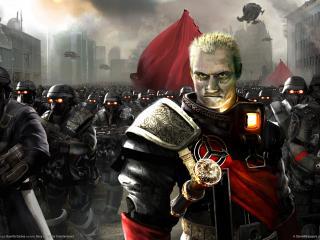 обои Killzone liberation командир фото
