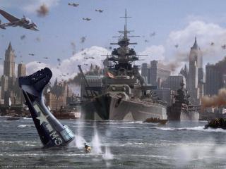 обои Turning Point: Fall of Liberty фото
