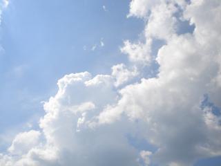 обои Нежно голубое небо моими глазами фото