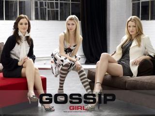 обои Gossip Girl Girl фото