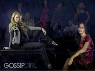 обои Gossip Girl Glow editions фото