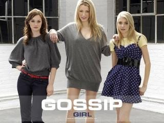 обои Gossip Girl in life фото