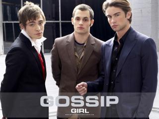 обои Gossip Girl Men фото