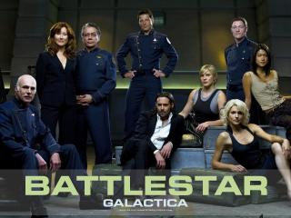 обои Battlestar Galactica full comands фото