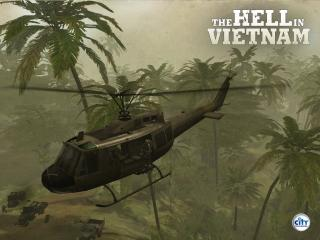 обои The Hell in Vietnam фото
