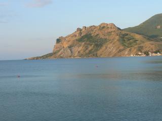 обои Море у подножья Кара Дага фото