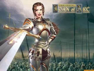 обои Wars and Warriors: Joan of Arc фото