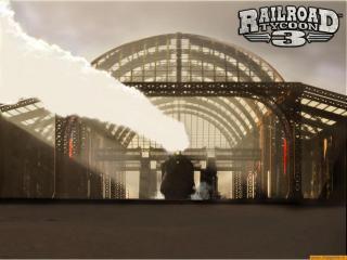 обои Railroad Tycoon 3 фото