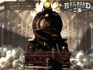 обои Railroad Tycoon фото