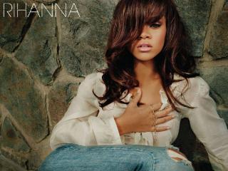 обои Rihanna Pon De Replay фото