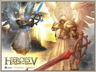 обои Heroes of Might and Magic 5 фото