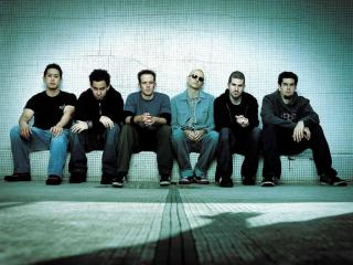 обои Linkin Park A Place For My Head фото