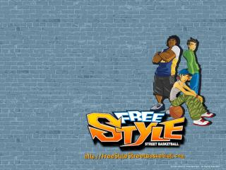 обои FreeStyle Street Basketball фото