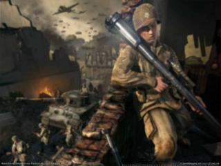 обои Medal of Honor: Airborne фото