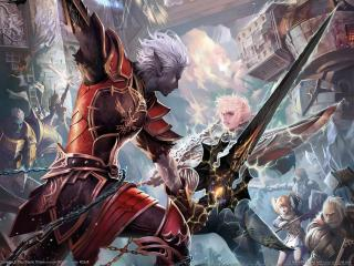 обои Lineage 2: The Chaotic Throne фото
