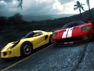 обои Test Drive Unlimited фото