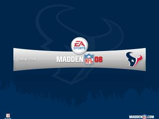 обои Madden NFL 08 Bull фото
