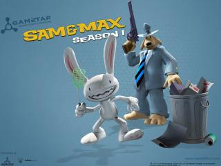 обои Sam & Max: Season 1 - Gun фото