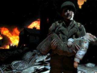 обои Brothers in Arms: Hell фото