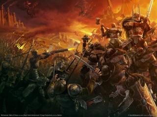 обои Warhammer: Mark of Chaos фото