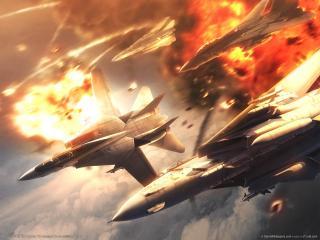 обои Ace Combat 5: The Unsung War фото