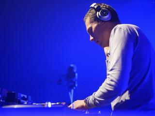 обои DJ tiesto фото