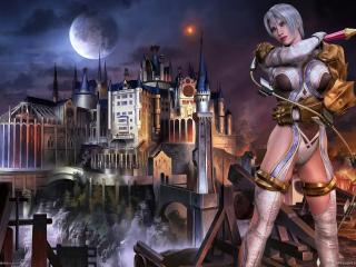 обои Soulcalibur 3 город фото