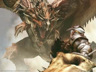обои Monster Hunter Freedom фото