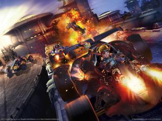 обои Jak X: Combat Racing фото
