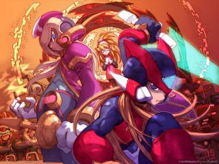 обои Mega Man фото