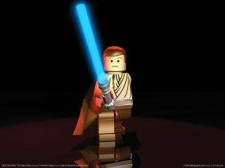 обои LEGO Star Wars: The Video Game фото