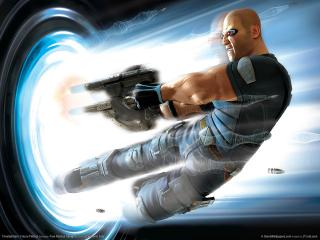 обои TimeSplitters: Future Perfect фото