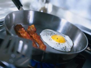 обои Завтрак холостяка фото
