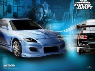 обои Машины из Форсажа 3 фото